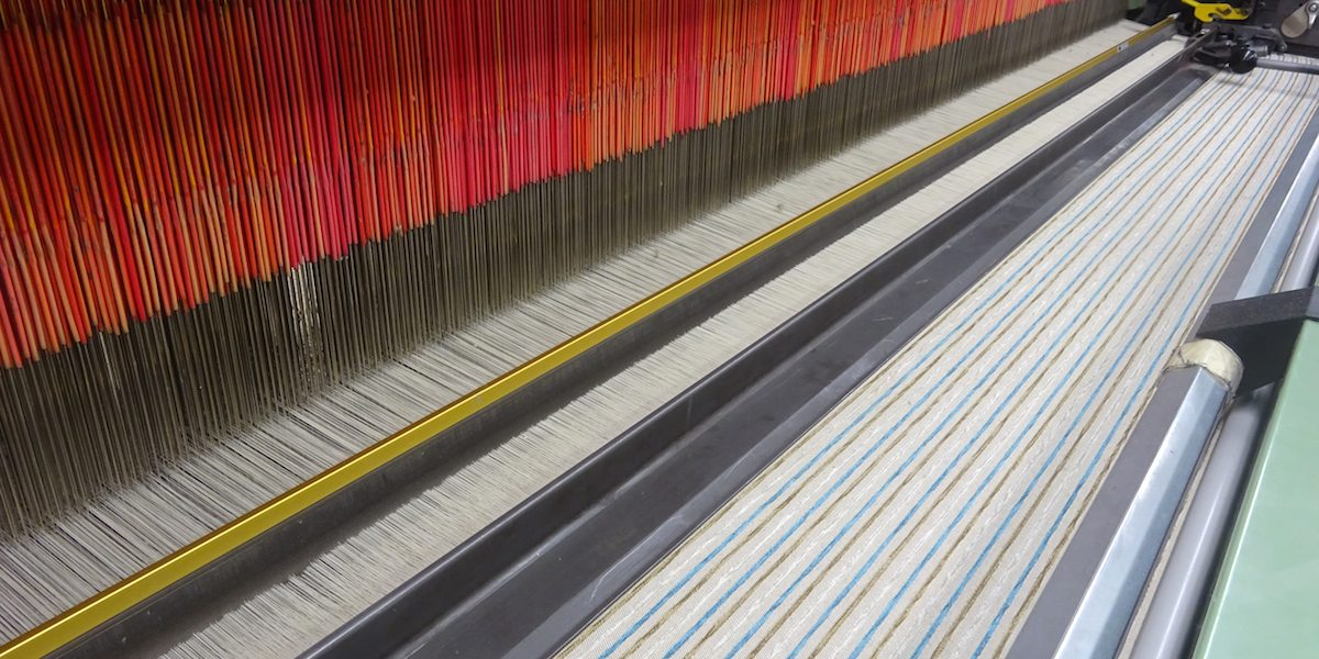 Weaving machine 3